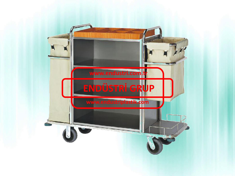 celik-personel-medikal-otel-saglik-hastane-laboratuvar-hizmet-temizlik-metal-tasima-servis-arabasi-arabalari-standi